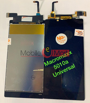 Lcd Display With Touch Screen Digitizer Panel For Micromax Yu Yuphoria A5010