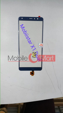 Touch Screen Digitizer For Mobiistar X1 Dual