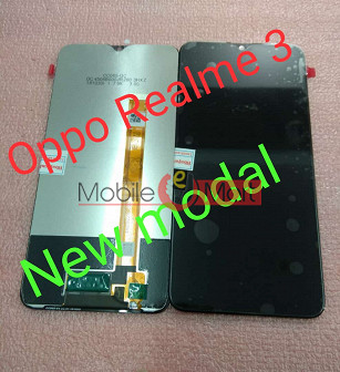 Lcd Display With Touch Screen Digitizer Panel For realme 3