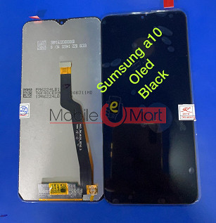 Lcd Display With Touch Screen Digitizer Panel For Samsung Galaxy A10