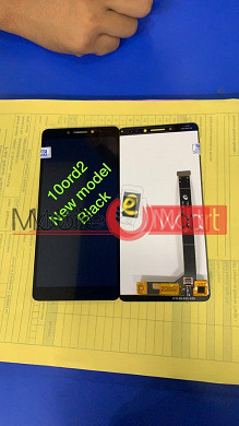 Lcd Display With Touch Screen Digitizer Panel For tenor 10.or D 2