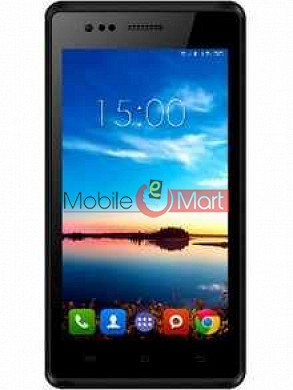 Lcd Display With Touch Screen Digitizer Panel For Intex Aqua N11