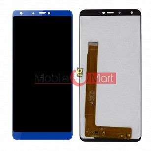 Lcd Display With Touch Screen Digitizer Panel For Panasonic Eluga Ray 600