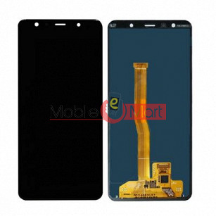 Lcd Display With Touch Screen Digitizer Panel For Samsung Galaxy A7 (2018) OLED