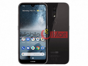 Lcd Display With Touch Screen Digitizer Panel For Nokia 4.2