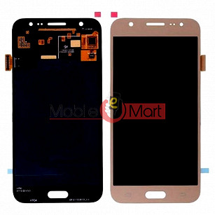 Lcd Display With Touch Screen Digitizer Panel For Samsung Galaxy J5 (Black)