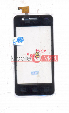 Touch Screen Digitizer For iBall Andi 4P Class X