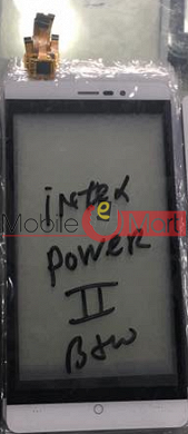 Intex Aqua Power II Touch Screen