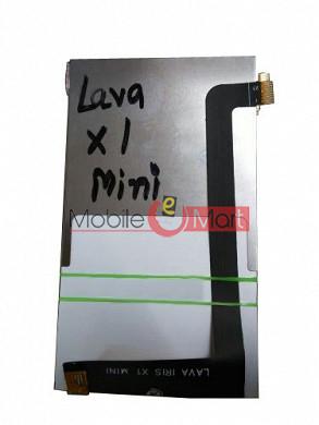Lcd Display Screen For Lava Iris x1 Mini