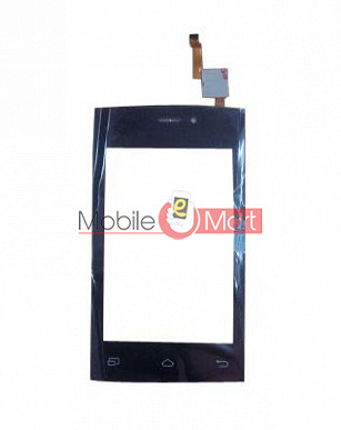 Touch Screen Digitizer Front Glass For Intex Aqua V3G