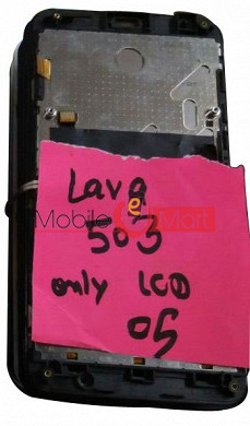 Lcd Display Screen For Lava Iris 503