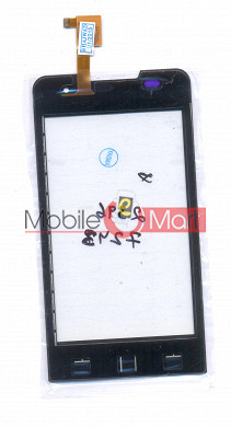 Touch Screen Digitizer For Lava Iris 400Q