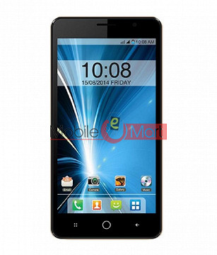 Lcd Display Screen For Intex Aqua Star 5.0