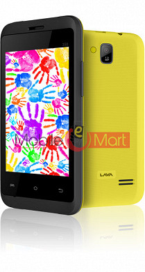 Touch Screen Digitizer For Lava discover 350