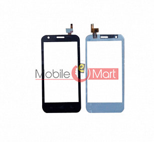 Touch Screen Digitizer Glass For Lava Iris 505