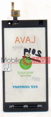 Touch Screen Digitizer Glass For Lava Iris 504Q Plus