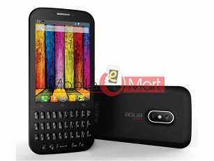 Lcd Display Screen For Intex Aqua Qwerty