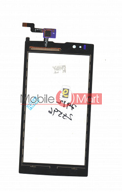 Touch Screen Digitizer For Micromax Canvas Blaze 4G  Q414