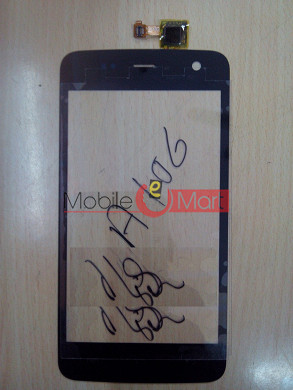 New Touch Screen Digitizer For Micromax A106