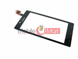 New Touch Screen Digitizer For Sony Xperia J ST26i