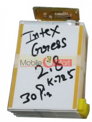 Lcd Display Screen Replacement For Intex Grace 2.8