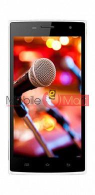 Touch Screen Digitizer For Celkon Q5