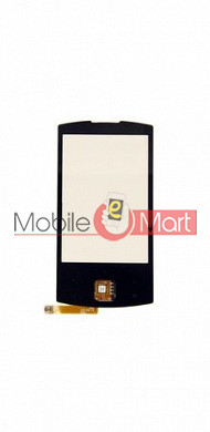 Touch Screen Digitizer For Garmin-Asus nuvifone A50 - Black