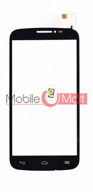 Touch Screen Digitizer For Alcatel 7040D With Dual Sim