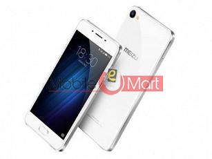 Touch Screen Digitizer For Meizu U10