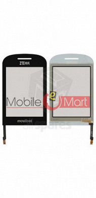Touch Screen Digitizer For ZTE S550