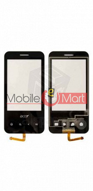 Touch Screen Digitizer For Acer beTouch E400