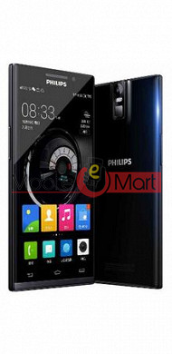 Touch Screen Digitizer For Philips i966 Aurora