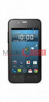 Touch Screen Digitizer For Gigabyte GSmart Rio R1
