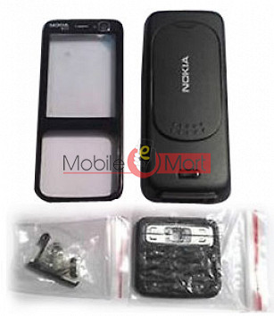 Full Body Housing Faceplate Panel For Nokia N73 Mobile Phone