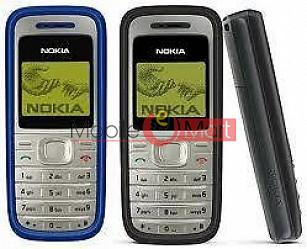 Full Body Panel Nokia 1200 Mobile Phone Housing Fascia Faceplate