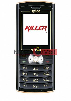 Full Body Panel Spice M4580 Mobile Phone Housing Fascia Faceplate