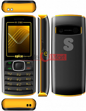Full Body Panel Spice M5180 Mobile Phone Housing Fascia Faceplate