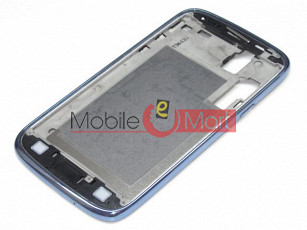 Android Back Panel With Chrome Border For Samsung Galaxy Core i8262