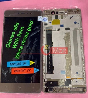 Lcd Display+Touch Screen Digitizer Panel For Gionee S6s