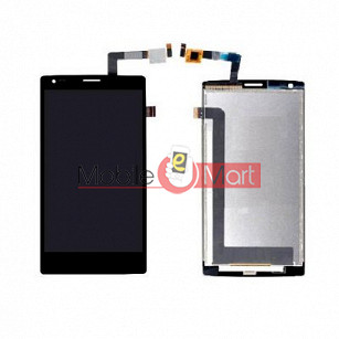 Lcd Display+Touch Screen Digitizer Panel For Lava Iris Alfa L