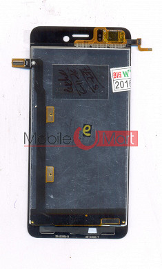 Lcd Display+Touch Screen Digitizer Panel For Lava Iris Pro 30