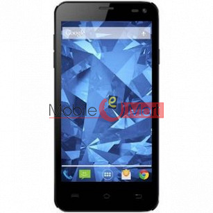 Lcd Display+Touch Screen Digitizer Panel For lava iris 460