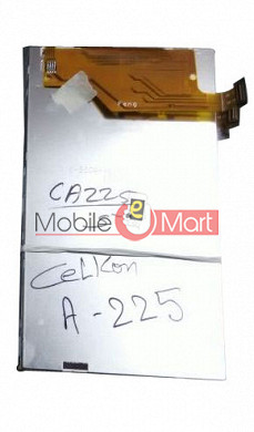 Lcd Display Screen Part For Celkon A225