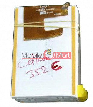 Lcd Display Screen Replacement For Celkon Campus Nova A352E