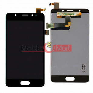 Lcd Display With Touch Screen Digitizer Panel For Yureka YU5040