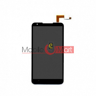 Lcd Display With Touch Screen Digitizer Panel For Micromax A109 Canvas XL2