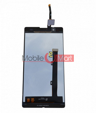 Lcd Display+Touch Screen Digitizer Panel For Micromax YU Yunique YU4711