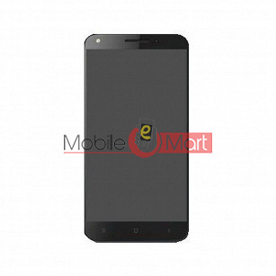 Lcd Display With Touch Screen Digitizer Panel For Intex Aqua Strong 5.1