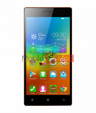 Lcd Display+Touch Screen Digitizer Panel For Lenovo vibe v2