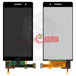 Lcd Display With Touch Screen Digitizer Panel For Huawei Ascend P6